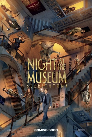 Night at the Museum: Secret of the Tomb 1381x2048