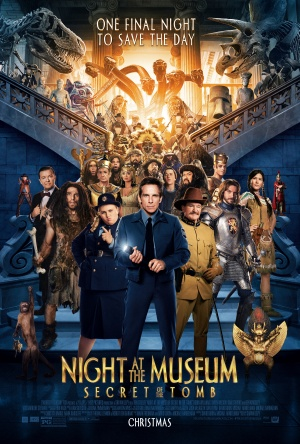 Night at the Museum: Secret of the Tomb 3375x5000