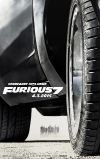Furious Seven poster