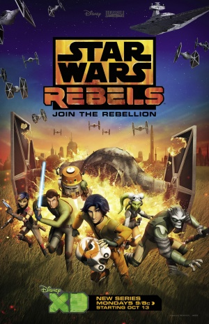 Star Wars: Rebels 792x1224