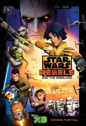 Star Wars: Rebels 2044x3000