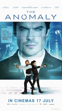 The Anomaly poster