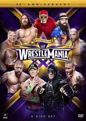WrestleMania XXX 377x528