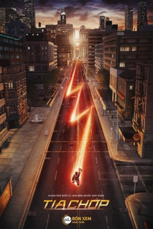The Flash 615x922
