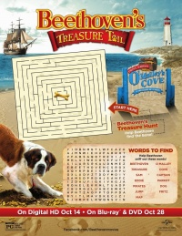 Beethoven's Treasure poster