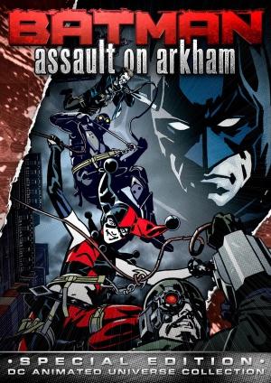 Batman: Assault on Arkham 1534x2170