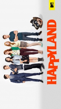 Happyland poster
