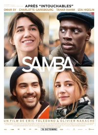 Heute bin ich Samba poster