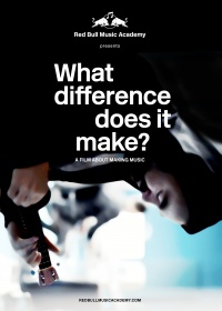 What Difference Does It Make? A Film About Making Music poster