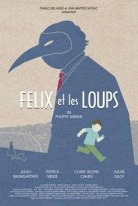 Félix et les Loups poster