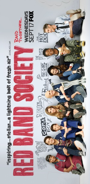 Red Band Society 2455x5000