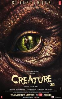 Creature poster