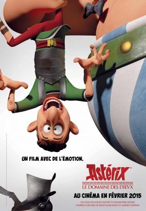 Asterix im Land der Götter 3462x5000