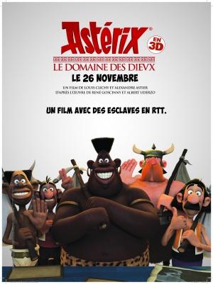 Asterix im Land der Götter 3009x4025