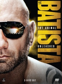WWE Batista: The Animal Unleashed poster