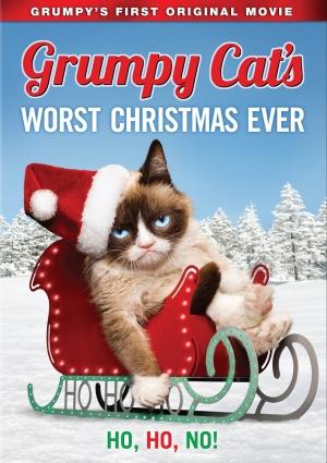 Grumpy Cat's Worst Christmas Ever 1535x2175