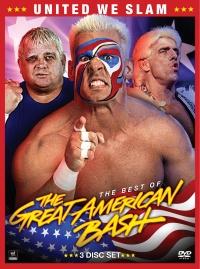 WWE: United We Slam - Best of Great American Bash poster