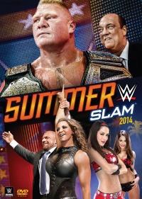 WWE Summerslam poster