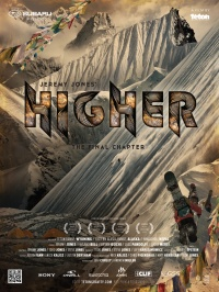 Jeremy Jones' Higher poster