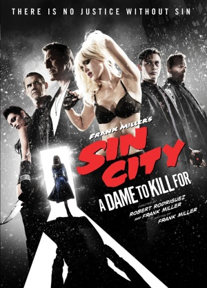 Sin City: A Dame to Kill For 1076x1500