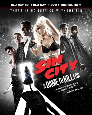 Sin City: A Dame to Kill For 1195x1500