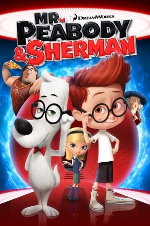 Die Abenteuer von Mr. Peabody & Sherman 1400x2100