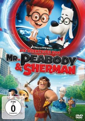 Mr. Peabody & Sherman 800x1135
