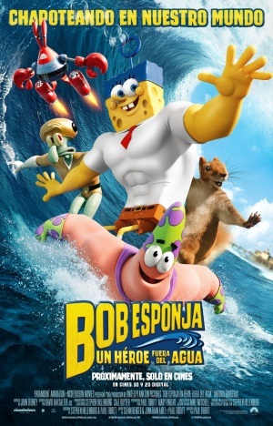 The SpongeBob Movie: Sponge Out of Water 961x1500