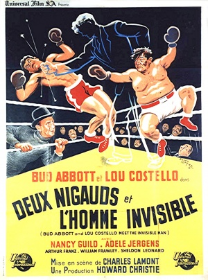 Bud Abbott Lou Costello Meet the Invisible Man 1042x1404