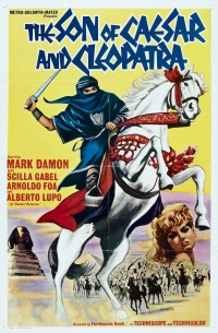 The Son of Cleopatra poster