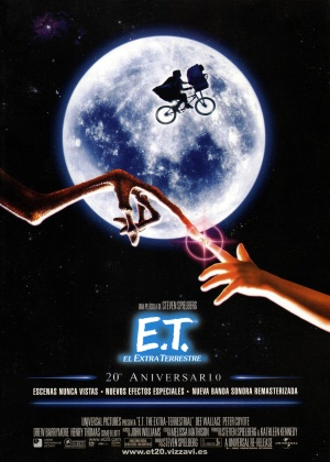 E.T. the Extra-Terrestrial 3333x4664