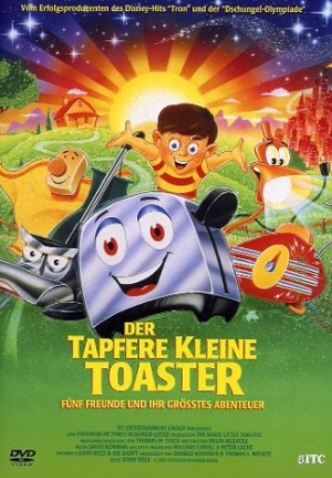 The Brave Little Toaster 331x475