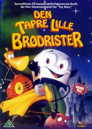 The Brave Little Toaster 771x1081