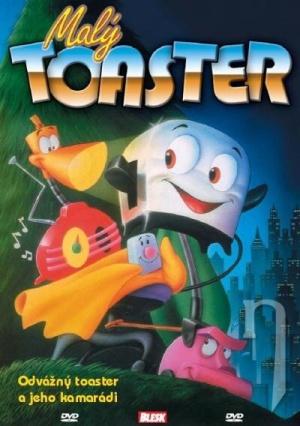 The Brave Little Toaster 400x568