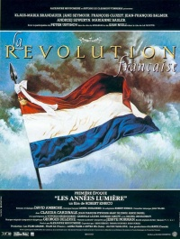 La révolution française poster