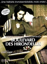 Boulevard des hirondelles poster