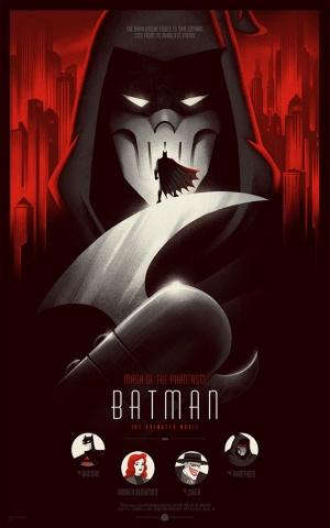Batman: Mask of the Phantasm 630x1008