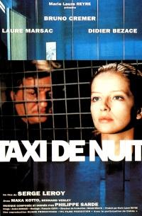 Taxi de nuit poster