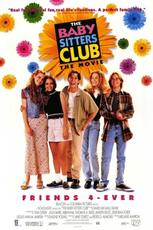 The Baby-Sitters Club 580x869