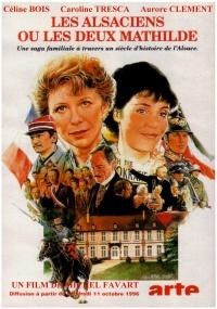 Les alsaciens - ou les deux Mathilde poster