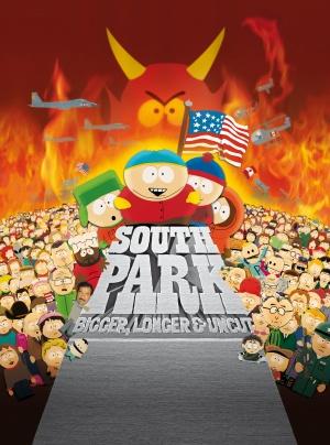 South Park: Bigger, Longer & Uncut 2229x3000