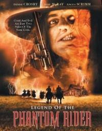 Legend of the Phantom Rider poster
