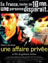 Une affaire privée poster