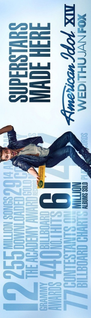 American Idol: The Search for a Superstar 345x1200
