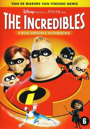 The Incredibles 1503x2156