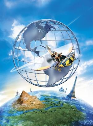 Around the World in 80 Days 3700x5000