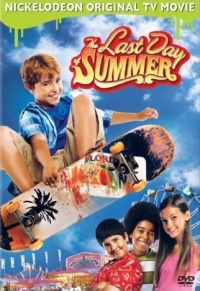 The Last Day of Summer poster