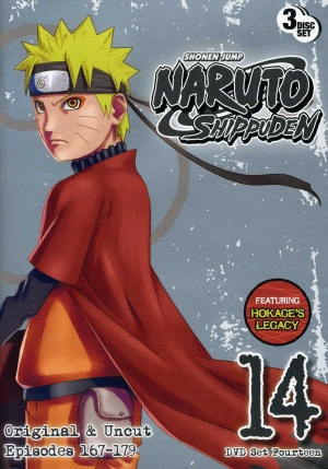 Naruto Shippuden 988x1412