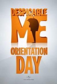 Orientation Day poster