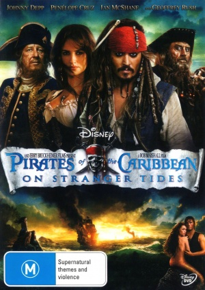 Pirates of the Caribbean: On Stranger Tides 1506x2128